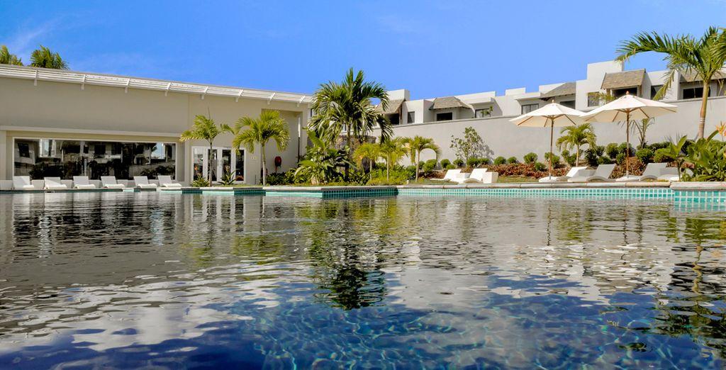 Un oasis de relajación y tranquilidad
