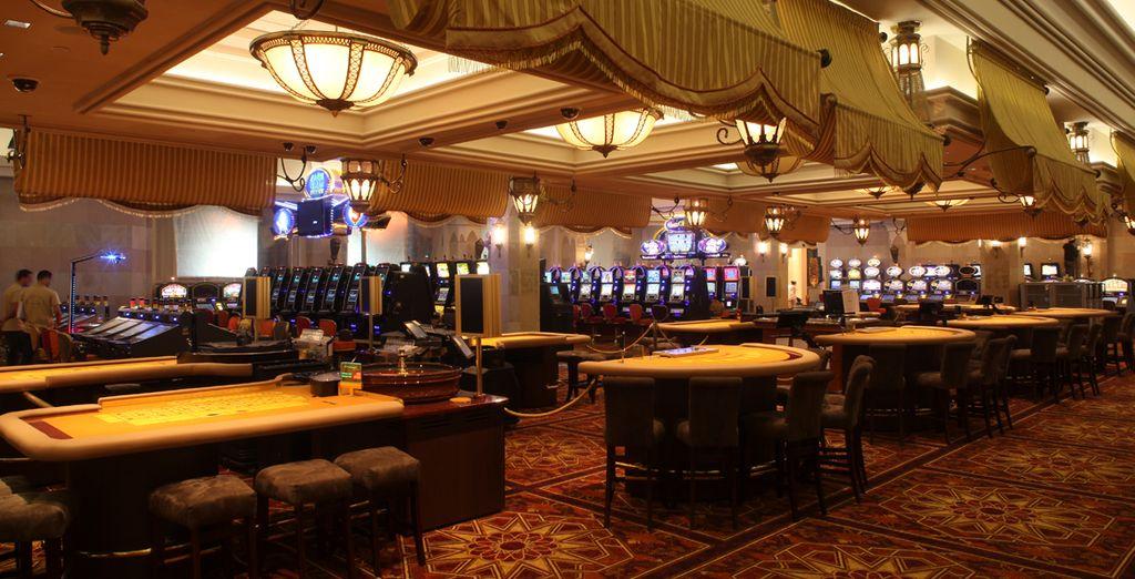 ¿Por qué no disfrutar en el Casino?