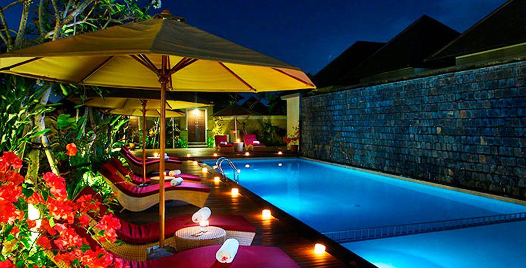 El Hotel Transera Grand Kancana Resort Villas le sorprenderá en cada uno de sus detalles