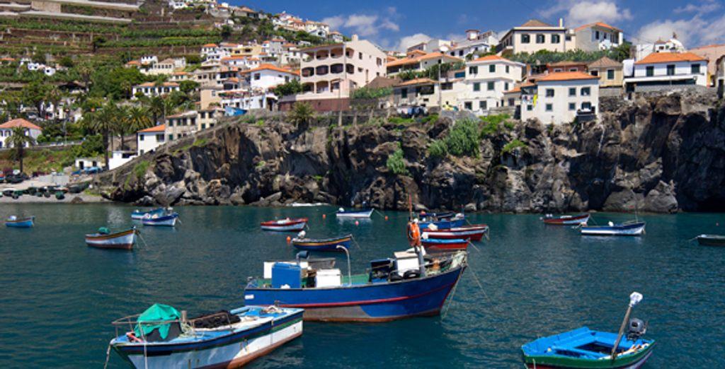 Madeira le fascinará