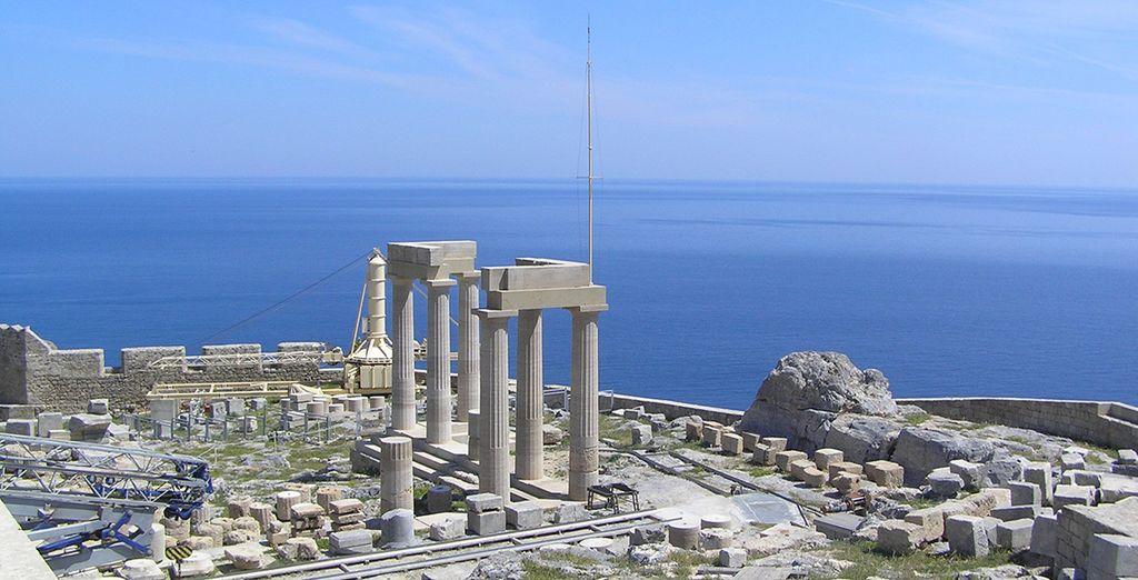 Viajes de última hora a Grecia con Voyage Privé