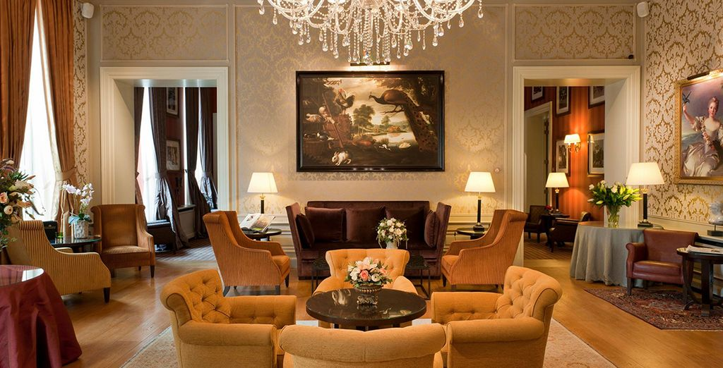 Tu hotel en Brujas será el Grand Hotel Casselbergh 4*