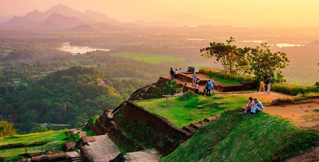 Viajes a Sri Lanka con Voyage Privé