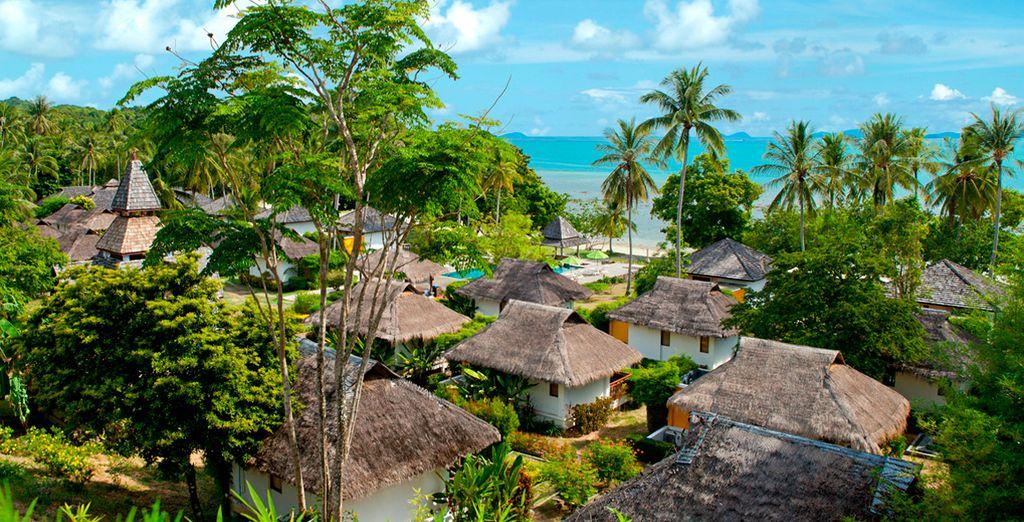 Villas íntimas y lujosas para pasar sus vacaciones de ensueño