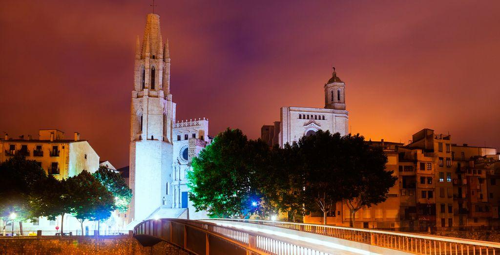 Aproveche para conocer Girona