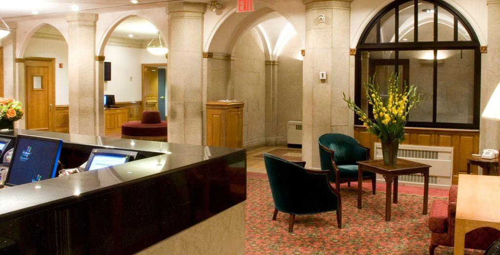 Hotel Salisbury 3*, Nueva York