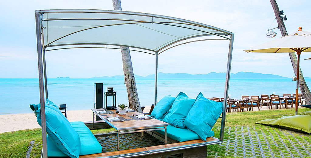 Un hotel donde relajarse y descansar