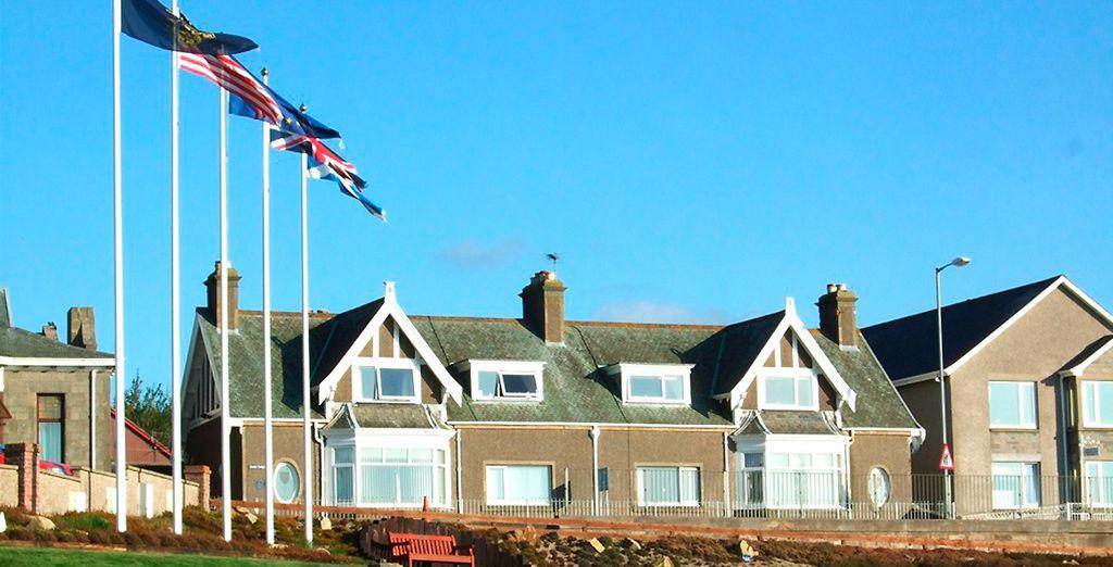 Hotel Lochalsh 3*, Kyle