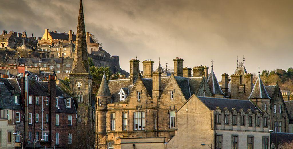 Conocerá Stirling, donde los hombres de William Wallace derrotaron a los ingleses