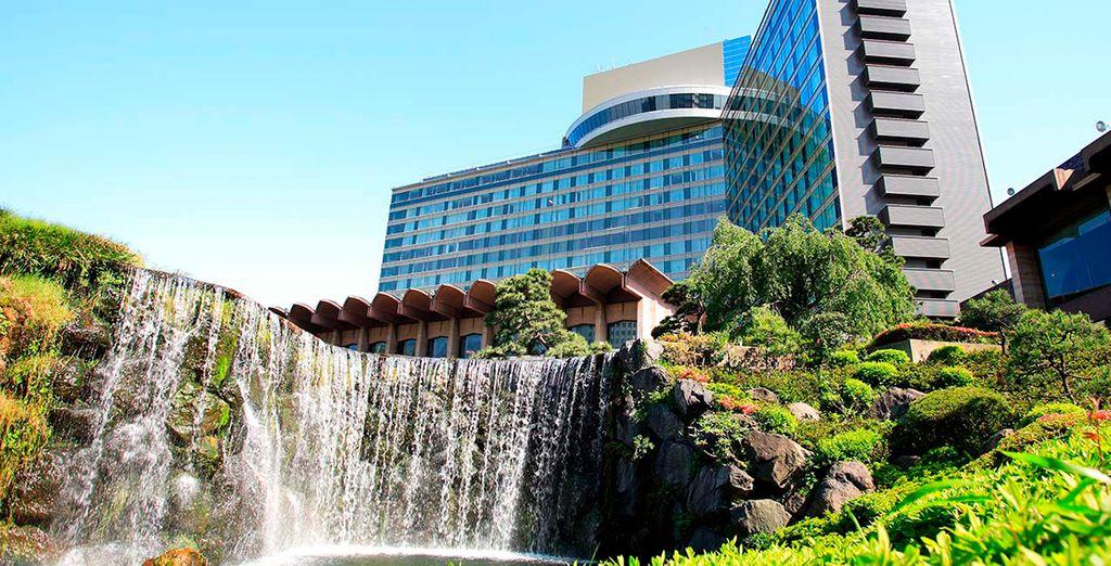 Hotel New Otani 4*, Kyoto