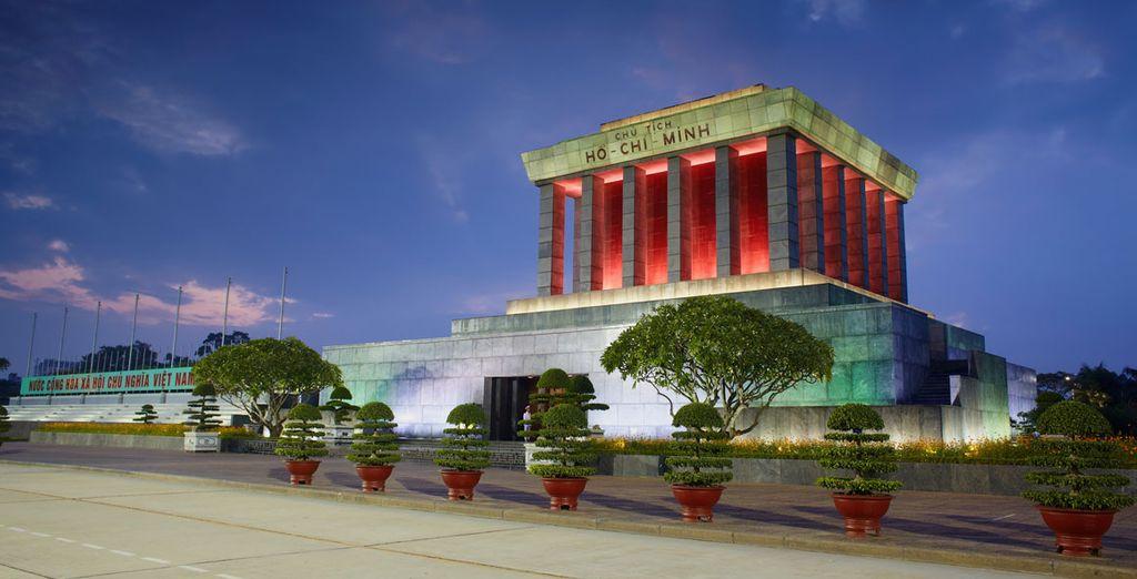 Ho Chi Minh, la capital del sur de Vietnam