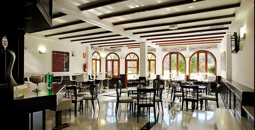 Saboree la más exquisita cocina mediterránea