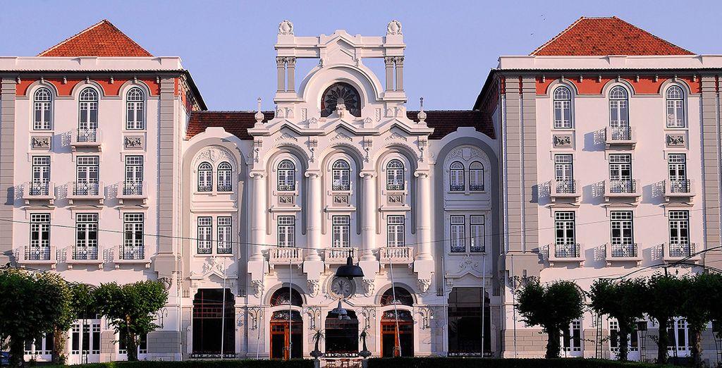 Curia Palace Hotel Spa & Golf 4*