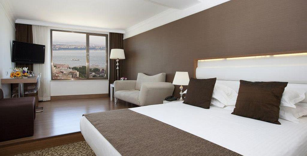 Richmond Hotel Istanbul 4*