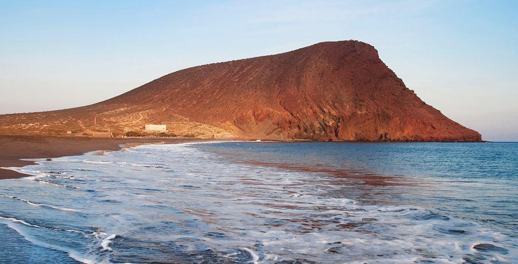 Venga a descubrir una isla de bellos paisajes