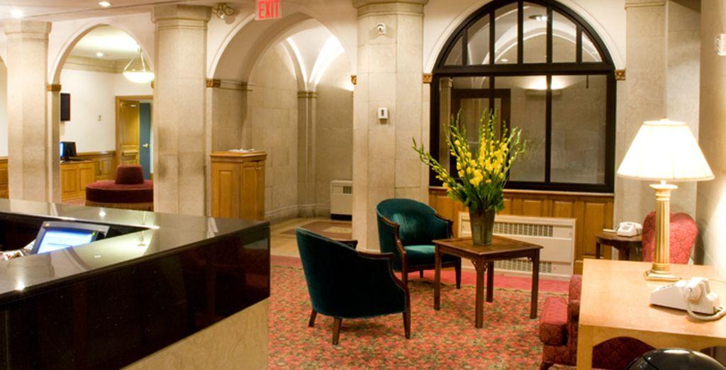 Una estancia agradable y asequible en la mejor ubicación del centro de Manhattan