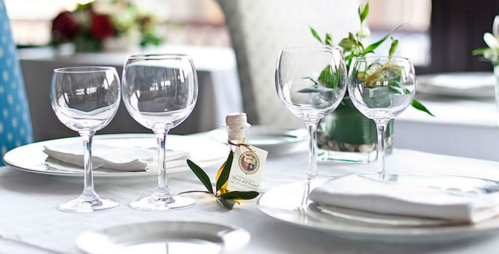 Aproveche el 15% de descuento en el Restaurante Panorámico