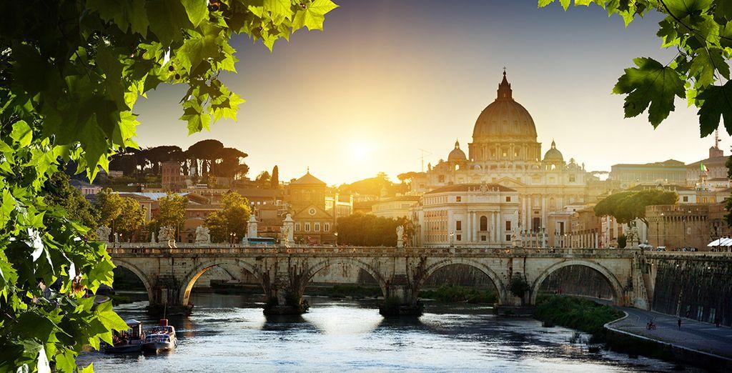 Realice un viaje por una Italia de ensueño