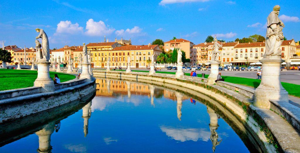 Padua salvaguarda grandes obras del gótico italiano