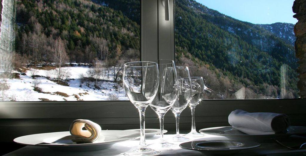 Una elección excepcional para descansar y disfrutar de la naturaleza de Andorra y del esquí en Vallnord