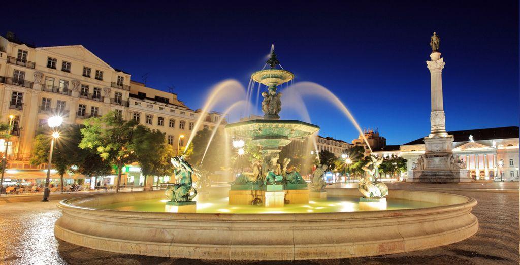 Lisboa tiene mucho que ofrecerle