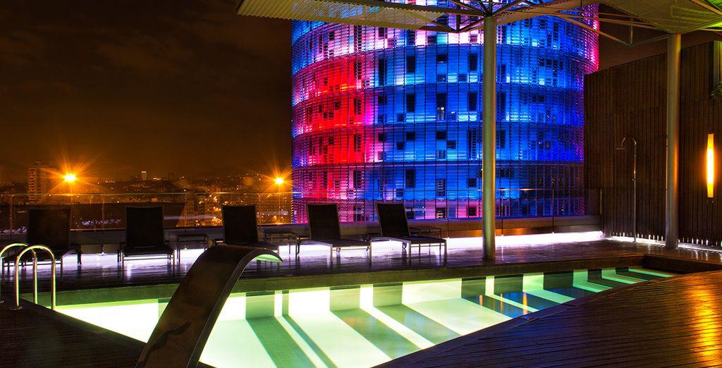 Modernidad y confort en Barcelona