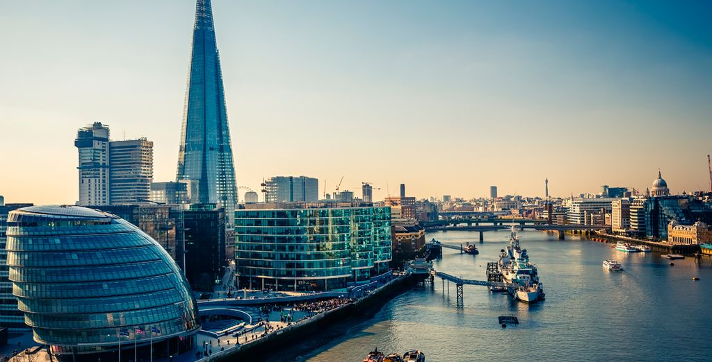 Descubra el verdadero ritmo de vida de la capital inglesa y enamórese