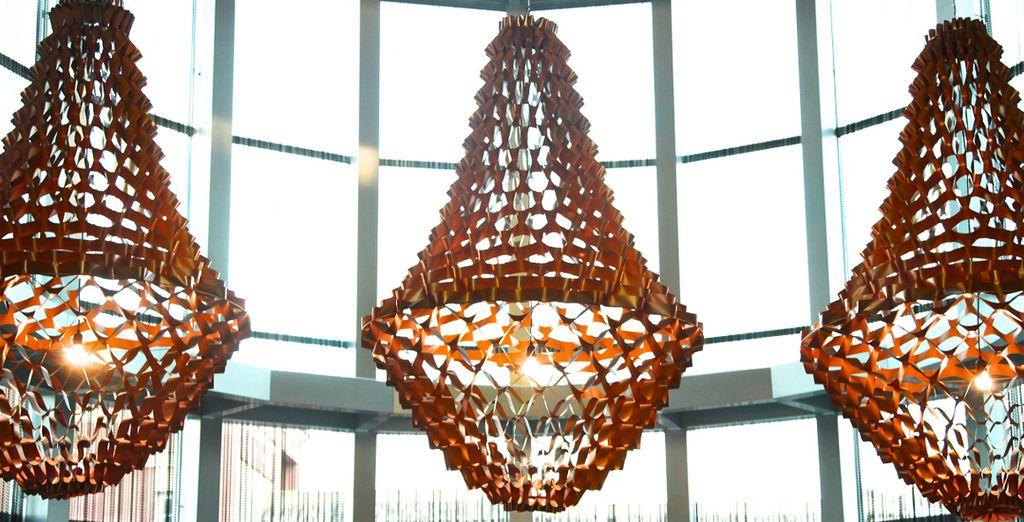 Una decoración moderna y elegante