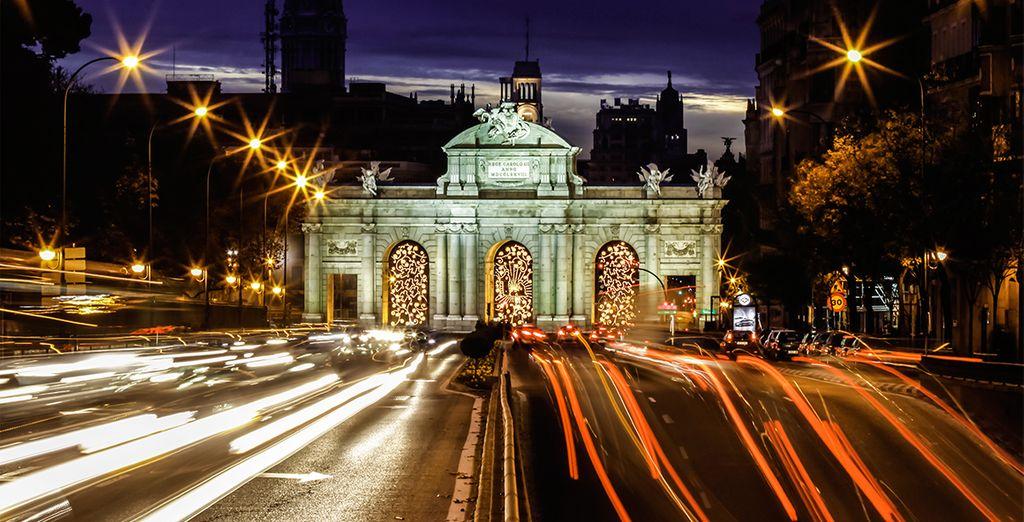 Madrid ofrece muchas opciones turísticas y de ocio