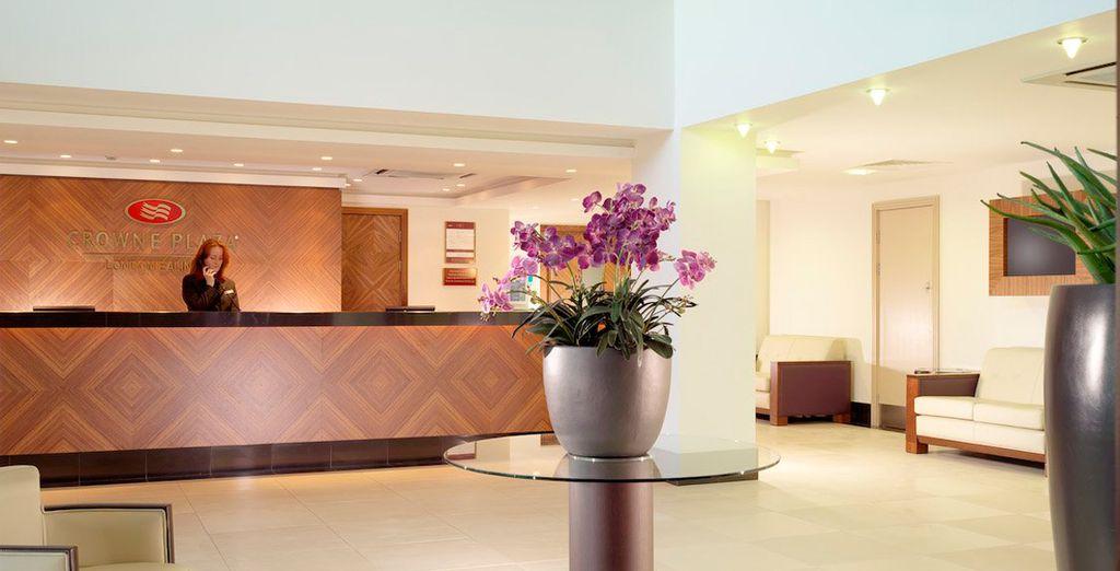 Un hotel encantador
