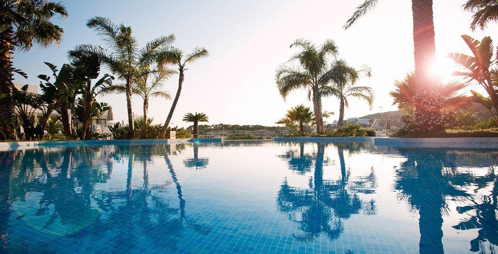 Descubra un paraíso en medio de Sitges
