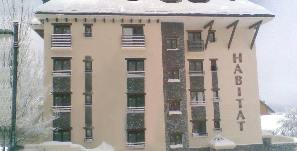 Los Apartamentos Habitat Premier cuentan con ese encanto que le hará volver cada año