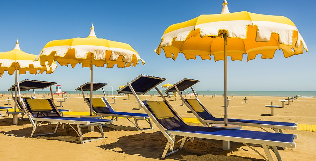 Relájese en sus maravillosas playas