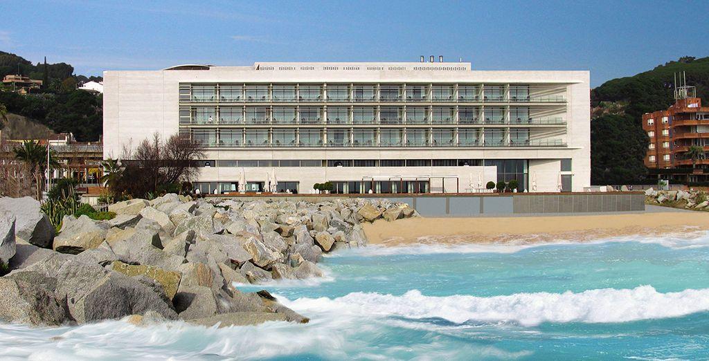Se alojará en el Hotel Colón de 4 estrellas