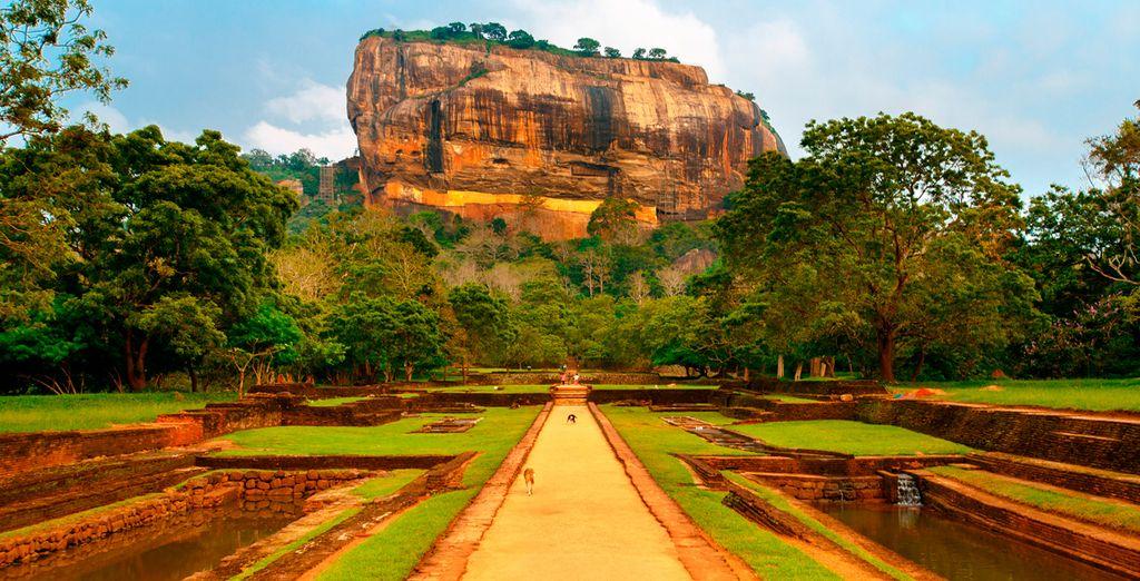 Descubra Sri Lanka