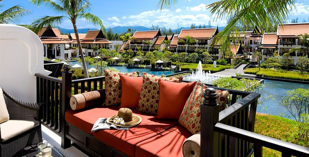 Disfrute de Khao Lak desde el impresionante JW Marriott Resort and Spa 5*