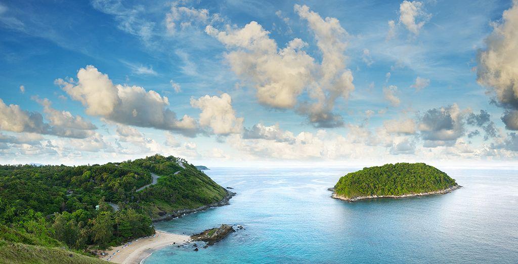 Descubra Phuket y déjese seducir por su naturaleza