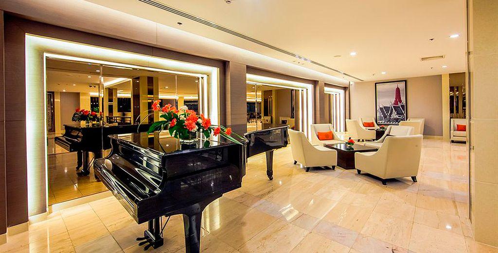 El Hotel Mandarin Managed by Center Point 4* es perfecto para su estancia