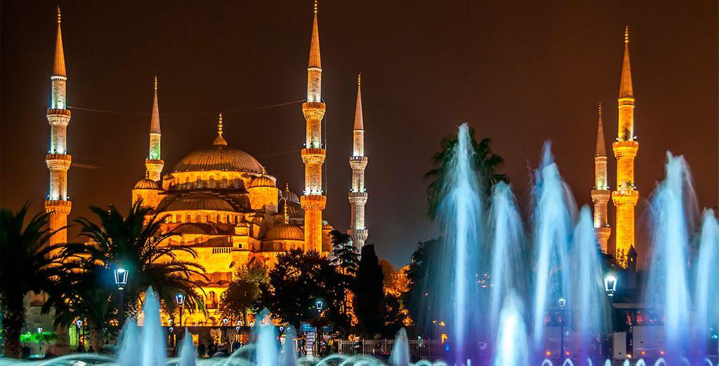 Estambul le dejará maravillado