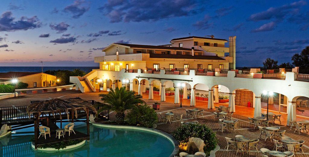 Bienvenido al Golfo dell'Asinara Resort