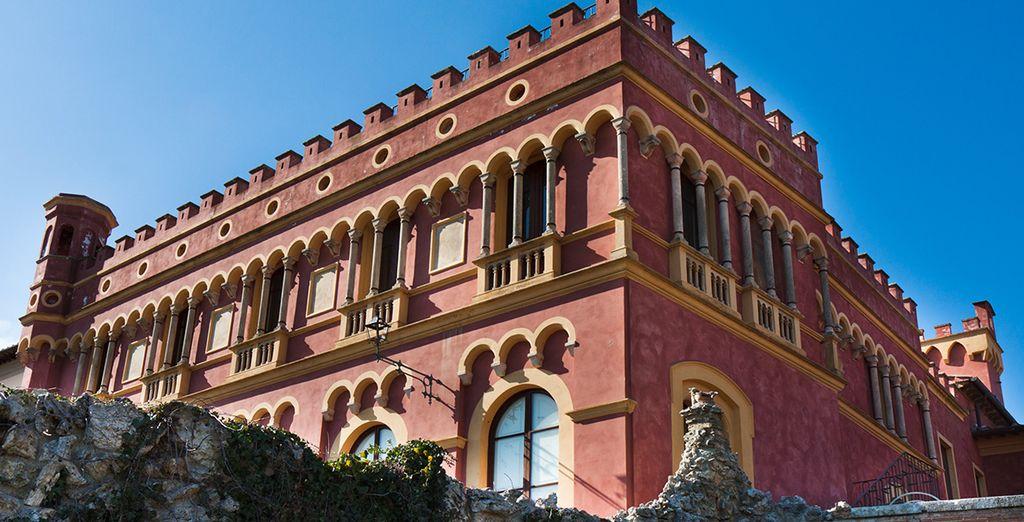 Pase unas vacaciones inolvidables en la bella Toscana