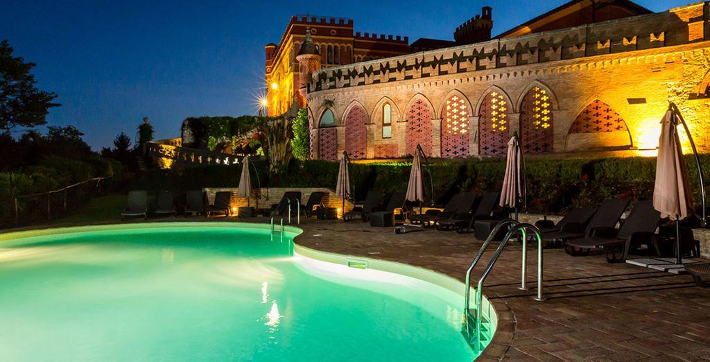 San Ruffino Resort le da la bienvenida