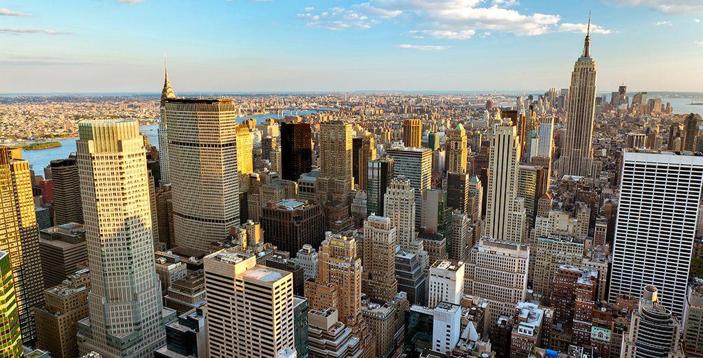 La ciudad de los rascacielos