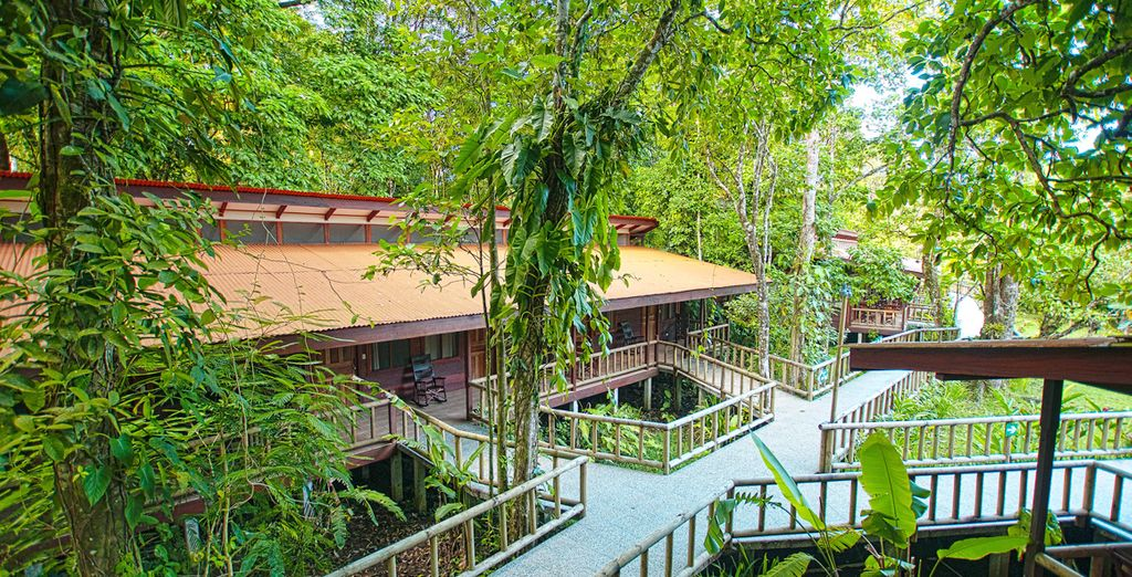 Hotel Evergreen Lodge 4*, Tortuguero