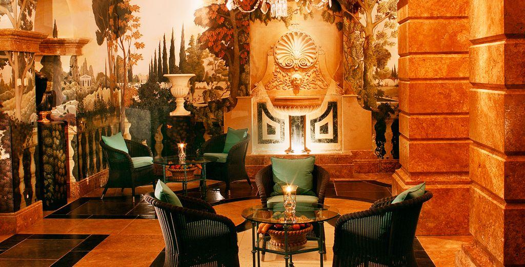 Sienta el lujo y la exclusividad de alojarse en uno de los mejores hoteles de España