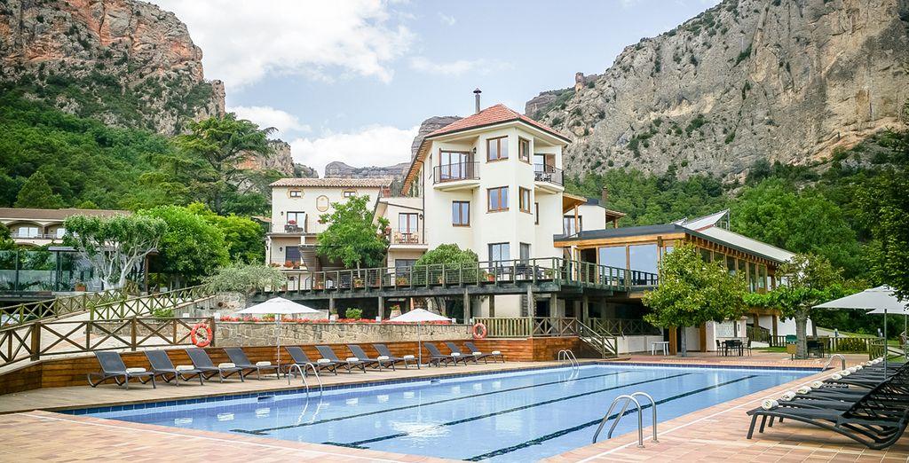 Hotel Can Boix de Peramola 4* - Lleida