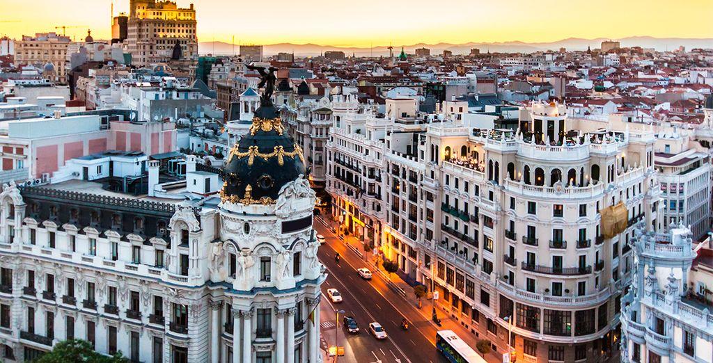 La capital de España se caracteriza por su impresionante y variada oferta de ocio y entretenimiento
