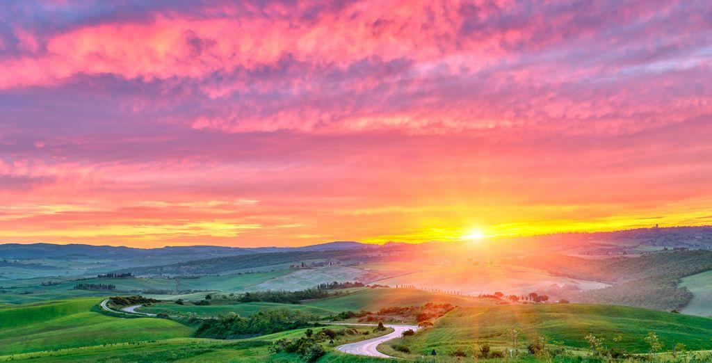 Uno de los rincones más hermosos y románticos de Italia, le conquistará