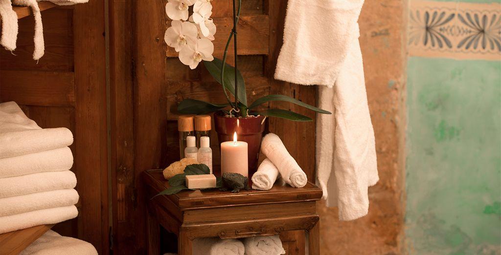 Su habitación cuenta con todo lo necesario para su comodidad y descanso