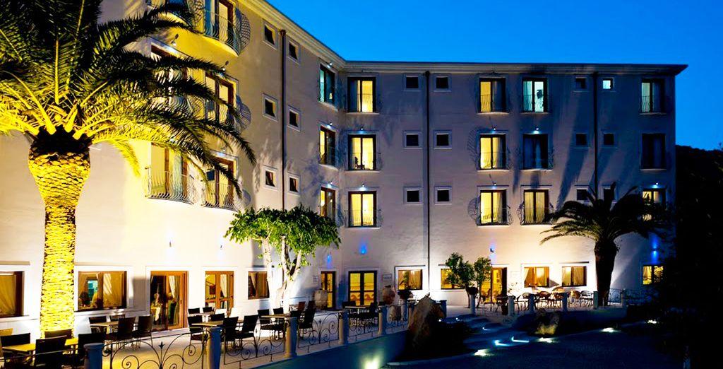 Pase la mejor de sus vacaciones en este increíble hotel